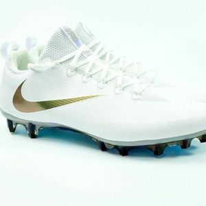 Nike Vapor Untouchable Pro football cleats white